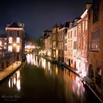 A night in Utrecht city