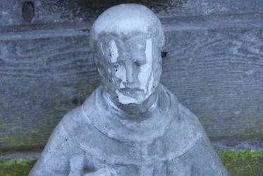 Weeping Saint by tanksmallcape