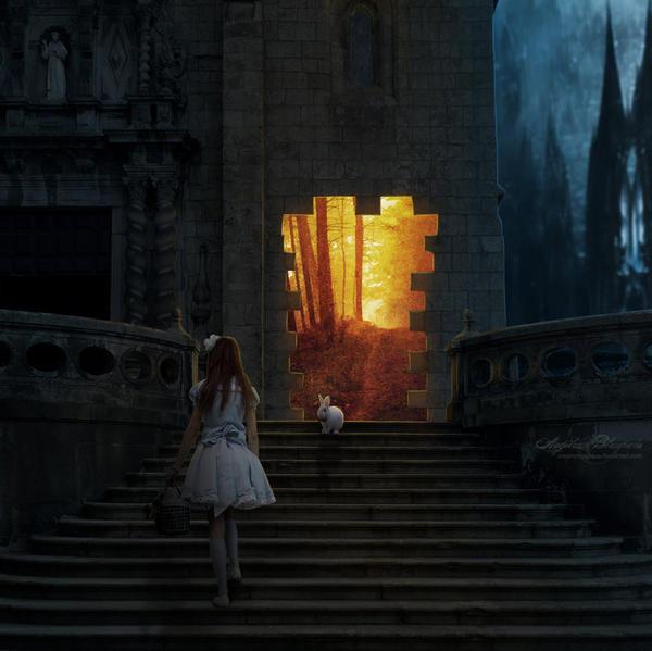 Alice returns I by Creamydigital
