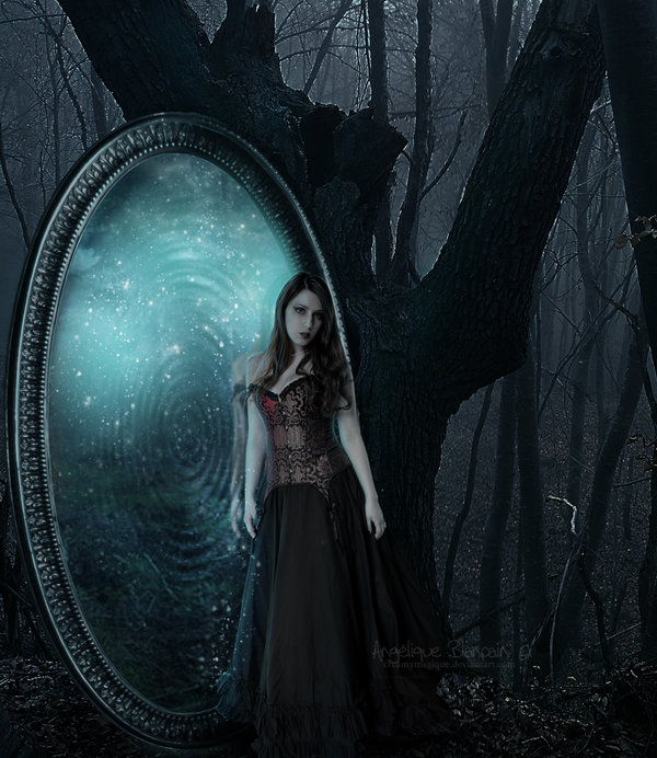 magic mirror by Creamydigital