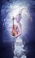 Violina by Creamydigital