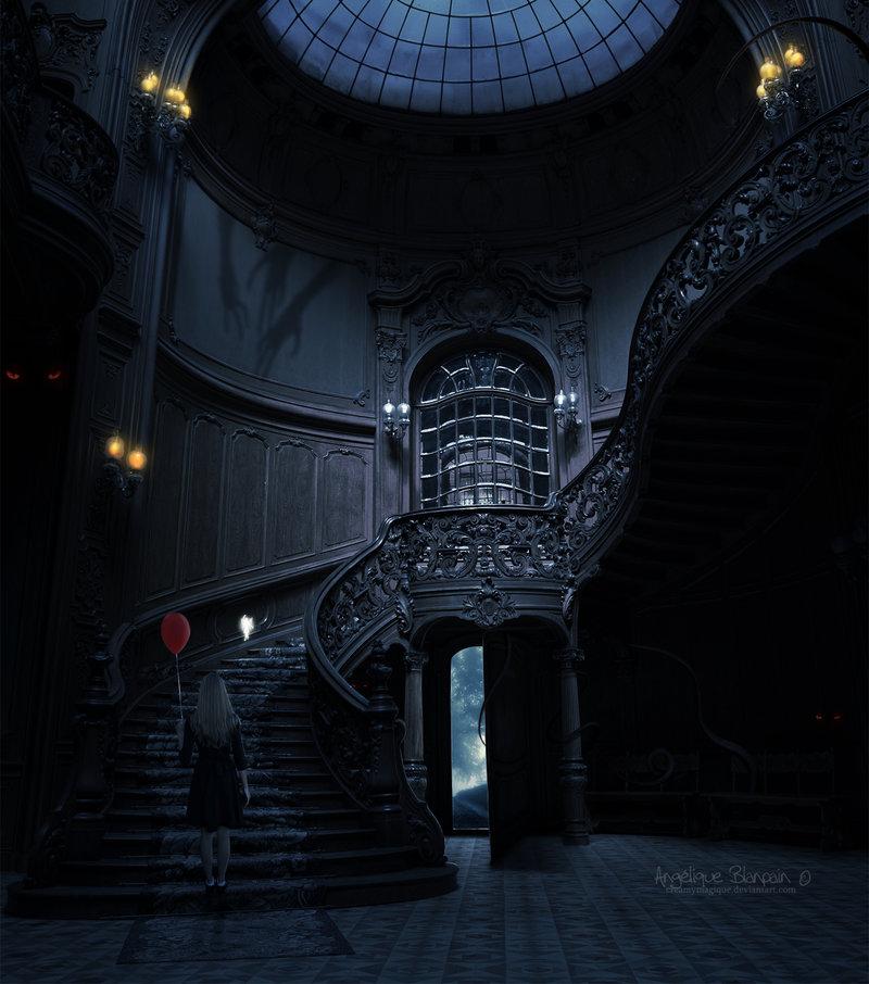 Don't Be Afraid of the Dark by Creamydigital