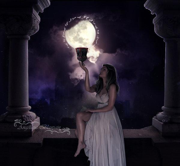 Sang de lune by Creamydigital