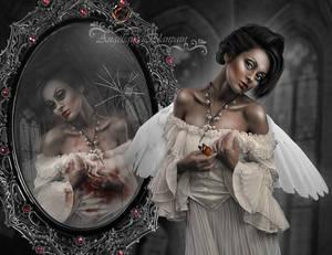 The Truth in the Mirror by Creamydigital