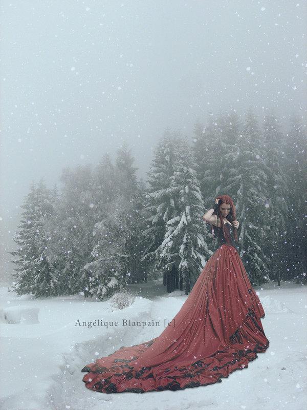 blanche neige by Creamydigital