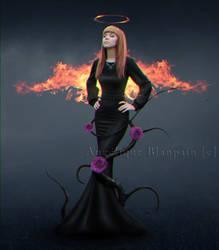 Angel of the death by Creamydigital