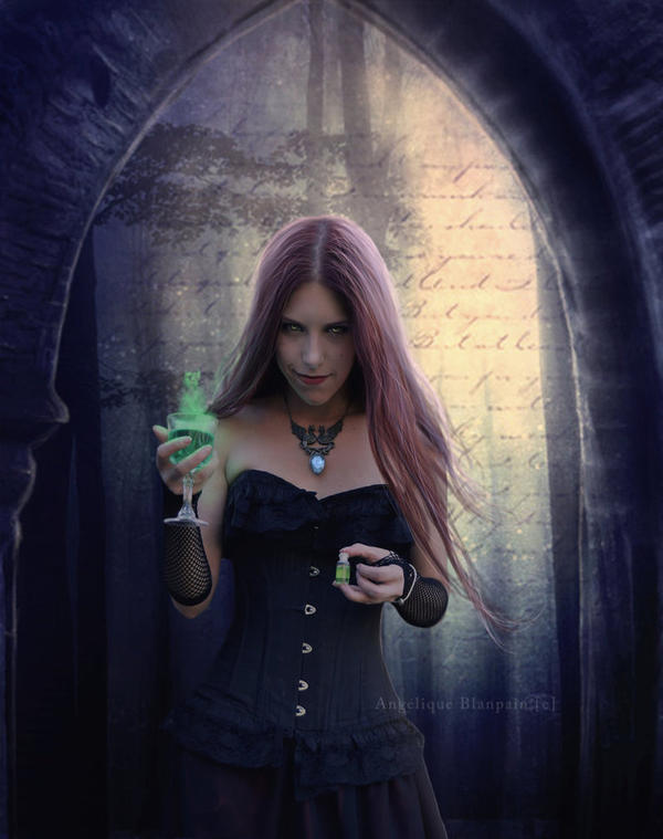 witchcraft by Creamydigital