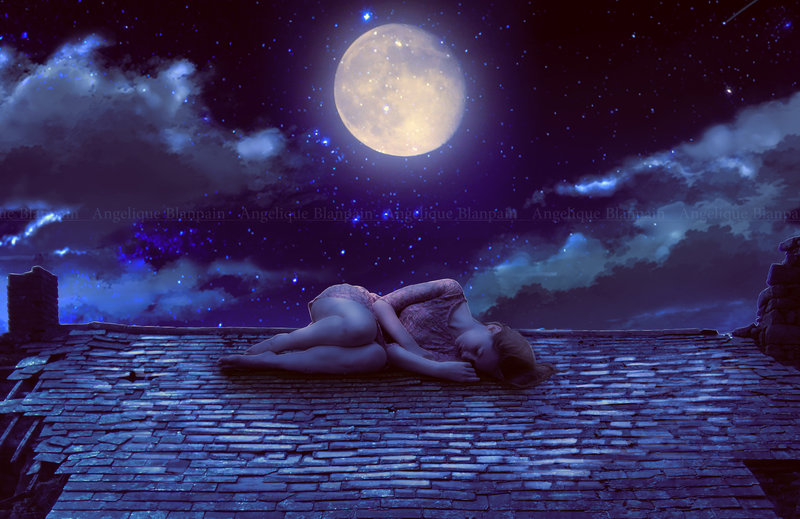 MOON NIGHT - Página 4 Unhoockin_the_moon__sleep_by_creamydigital-d82l7bh
