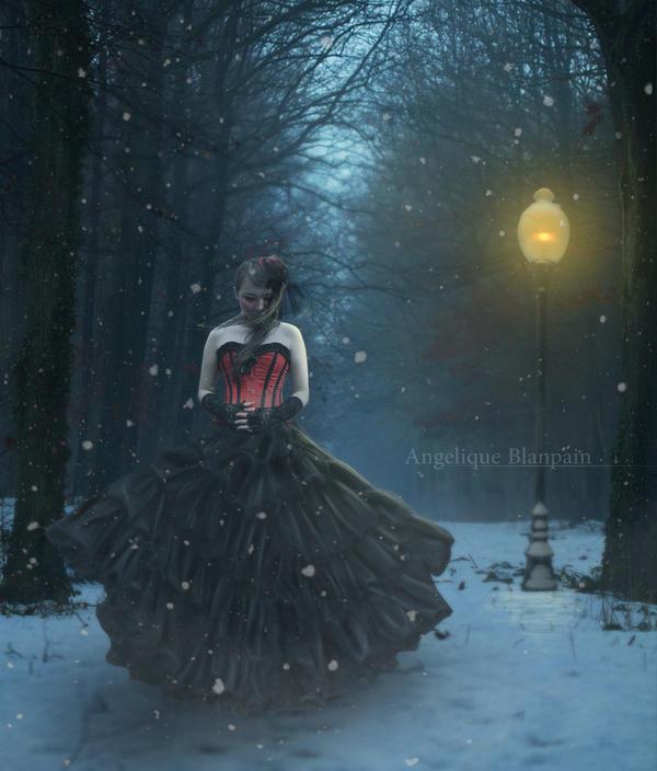 let it snow by Creamydigital