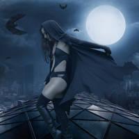 BatGirl by Creamydigital