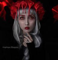 Death roses by Creamydigital