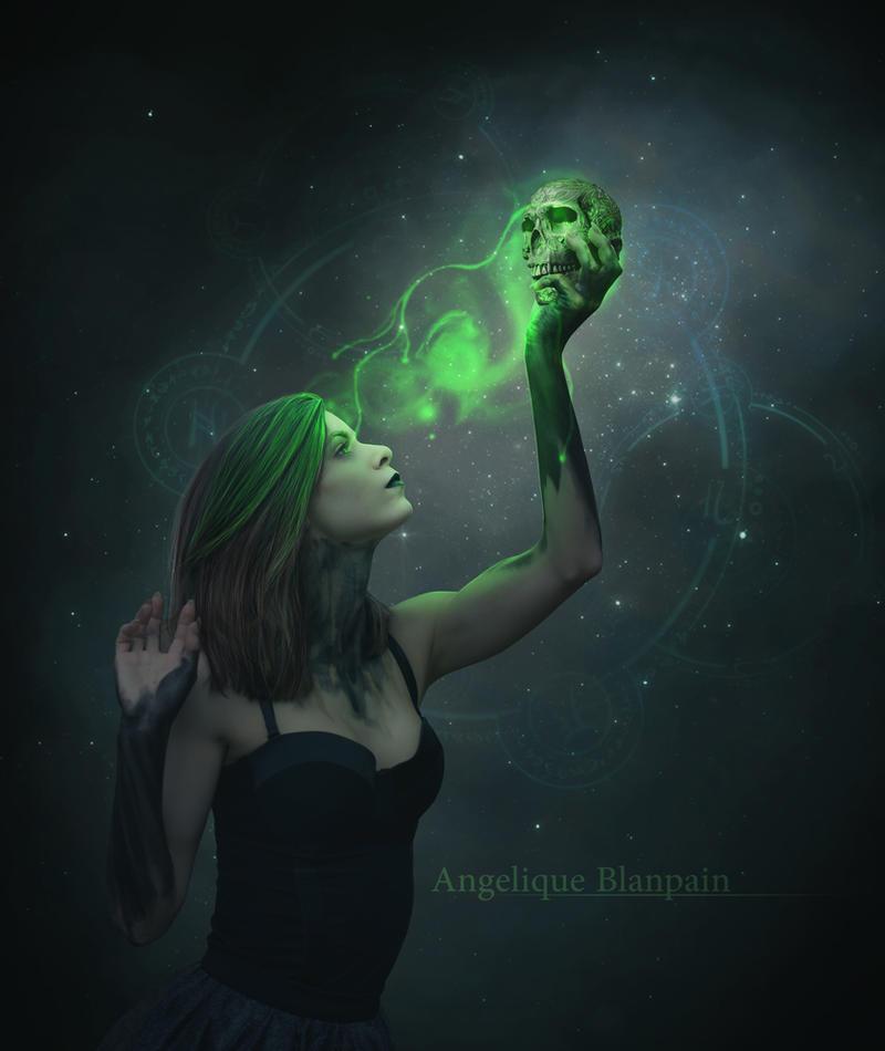 Magie noire by Creamydigital