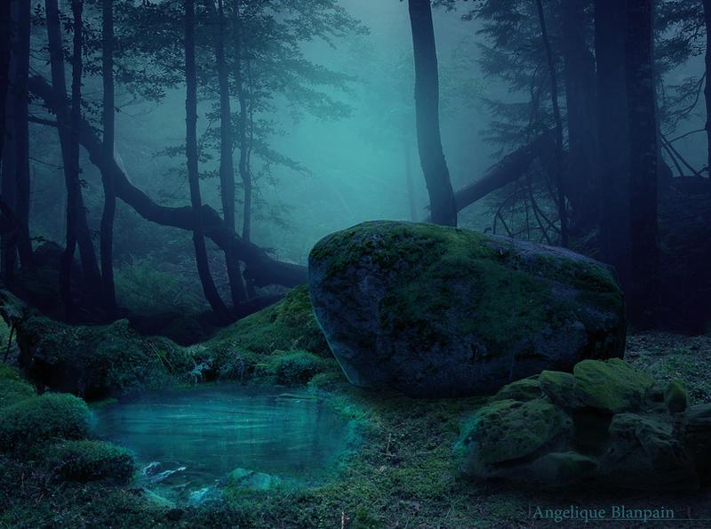 The place of my dream by Creamydigital