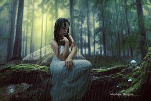 fairy rain by Creamydigital