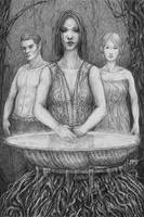 The Seeress by juhamattipulkkinen