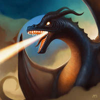 Dragon by juhamattipulkkinen