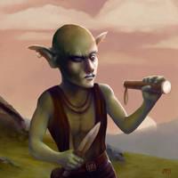 Goblin by juhamattipulkkinen