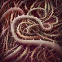Wall of Thorns by juhamattipulkkinen