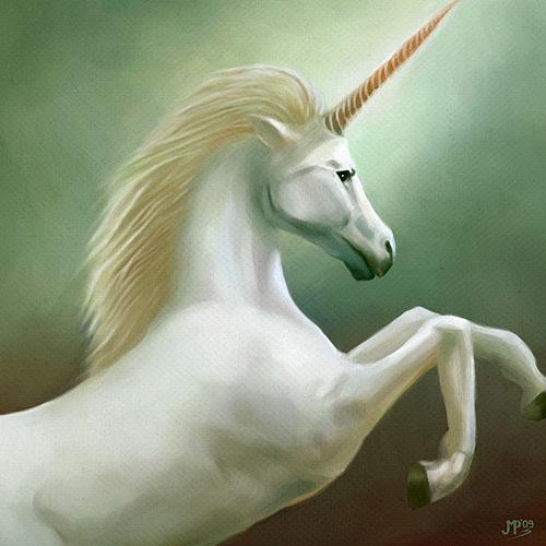 Unicorn by juhamattipulkkinen