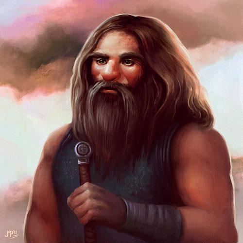 Dwarf by juhamattipulkkinen