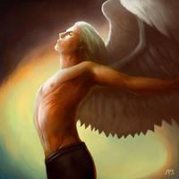 Angel by juhamattipulkkinen
