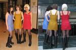 Star Trek TOS-inspired Dresses by PANattheDisco