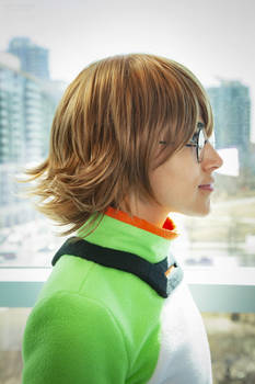 Pidge Gunderson Voltron Legendary Defender Cosplay
