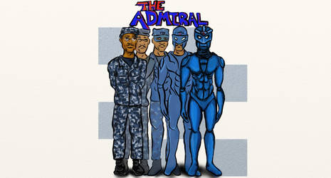 ADMIRAL-THE LETHAL WEAPON: From Naval Comanche