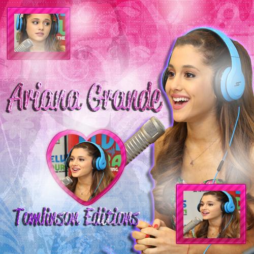 +Blend Ariana Grande by agusloveeee on DeviantArt