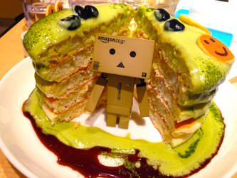 danboard from pancaketower :] by haruyasy
