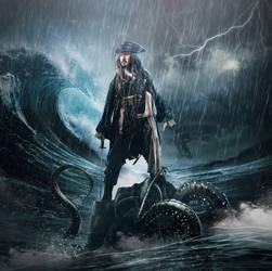 Captain Jack Sparrow Look-alike