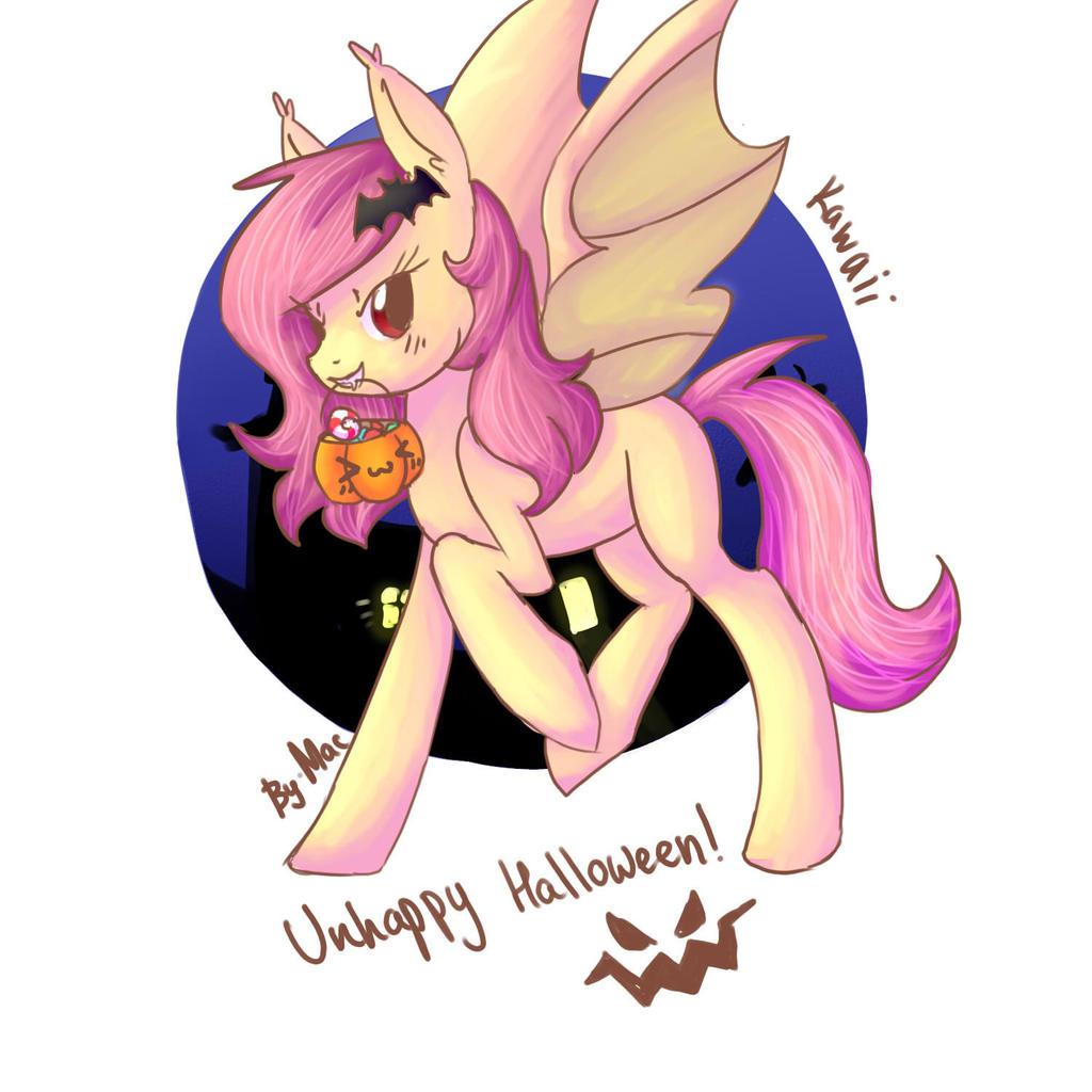 Unhappy  Halloween! by PurrrfectArtist