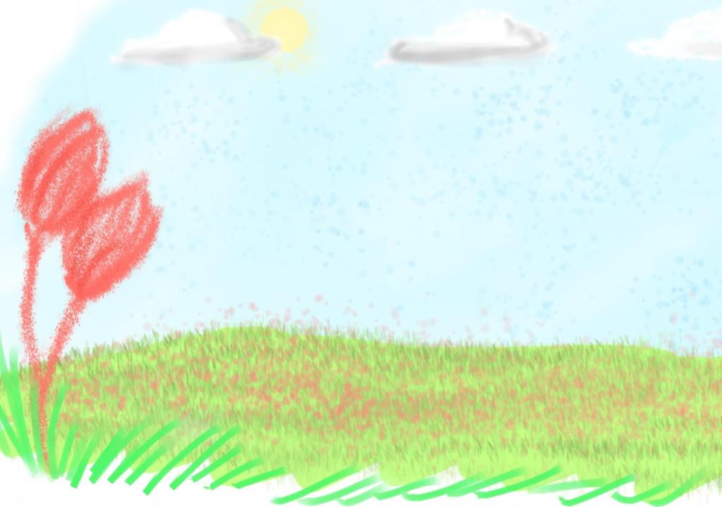 Summer time! by PurrrfectArtist