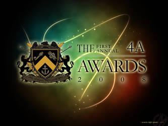1st 4A Awards 2008 Splash by mjerome