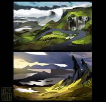 Skye by Tengu-Arts