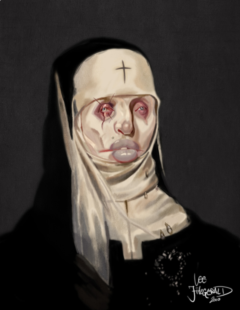Hans Memling by Michael Hussar by OhJayzuz
