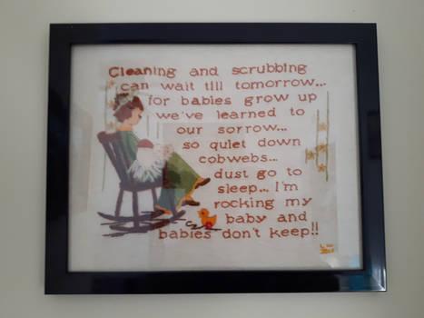Baby Needlework