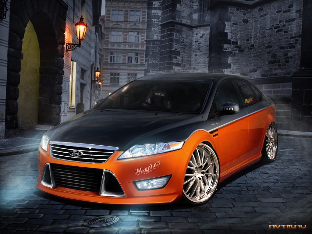 ford Mondeo DuB edition by rookiejeno on DeviantArt