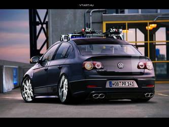 VW passat bg-tuning by rookiejeno