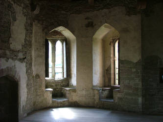 Stokesay castle 6 by GRANNYSATTICSTOCK