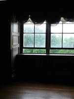 draped window 2 by GRANNYSATTICSTOCK