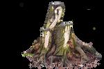 Grannysattic Stock Owl Stump Png