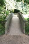 Grannysatticstock wooden bridge