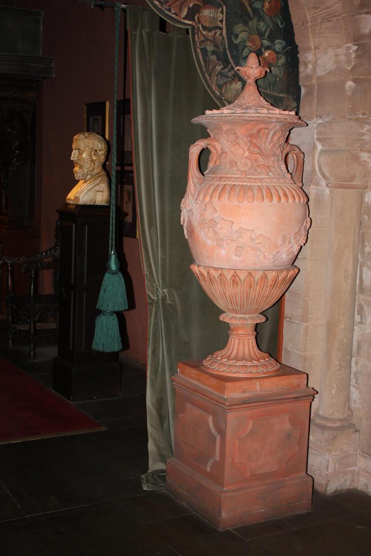 Grannysatticstock  Huge Urn by GRANNYSATTICSTOCK