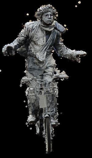 Grannysatticstock biker by GRANNYSATTICSTOCK