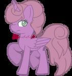 PurplePansy Adopt by PonyPainterMaddie