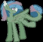 Swirlita(Gift Custom) by PonyPainterMaddie