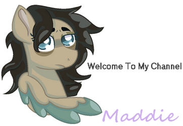 Welcome DA by PonyPainterMaddie