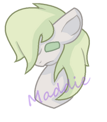 Jay (Jade) SightWing by PonyPainterMaddie