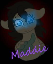 Maddies evil eyes-2 by PonyPainterMaddie